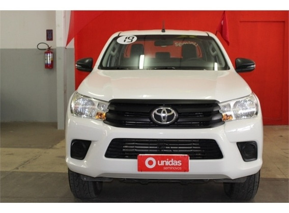 Toyota Hilux 2.8 Narrow 4x4 Cd 16v Diesel 4p Manual