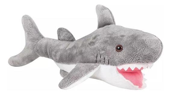 Tubarão Marinho De Pelúcia