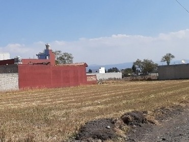 Terreno Y Local En San Mateo Atenco