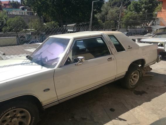 Ford Gran Marquis 1982