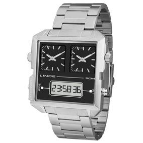 Relógio Masculino Lince Anadigi
