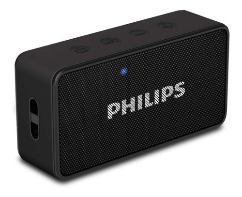 Parlante Bluetooth Philips Bt60 Portatil Inalambrico + Aux