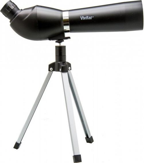 Luneta Com Lente 50 Mm Ampliação 18 E 36x Vivitar Vivtv1836