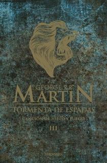 Tormenta De Espadas - Martin, George R. R