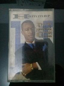 Fita K7 Mc Hammer - Please Hammer Don
