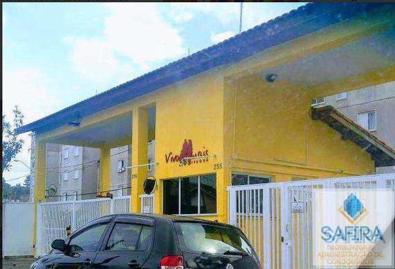 Apartamento Com 2 Dorms, Vila São Carlos, Itaquaquecetuba - R$ 170.000,00, 47m² - Codigo: 924 - A924