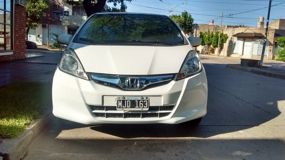 Honda Fit 1.4 Lx-l Mt 100cv 2013