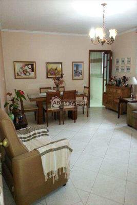 Sobrado Com 3 Dorms, Campo Grande, Santos - R$ 930 Mil, Cod: 2149 - V2149