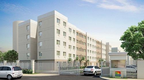 Apartamento À Venda No Bairro Vargem Pequena - Rio De Janeiro/rj - O-5497-13551