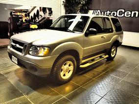 Ford Explorer Sport 2002