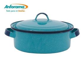 Cacerola Azul Turquesa 22 Cm 2.5 Litros, Incluye Envío