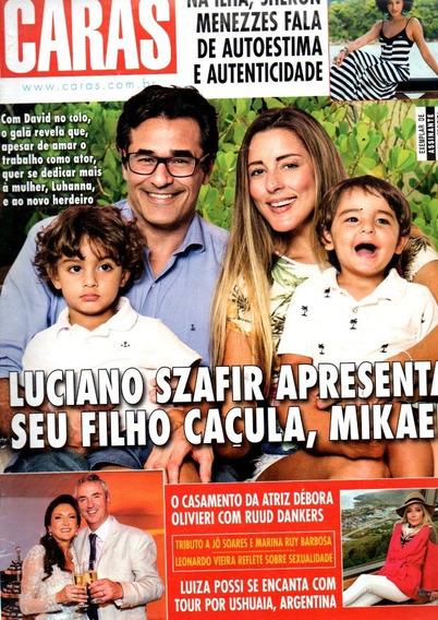 Revista Caras Lote Com 7 Revista Segue A Discrição
