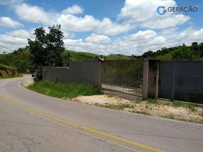 Chácara Com 2 Dormitórios À Venda, 2880 M² Por R$ 450.000 - Vila São Geraldo - São José Dos Campos/sp - Ch0113