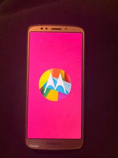 Celular Motorola E5 Plus Dual Sim 16gb Oro Fino 2gb Ram