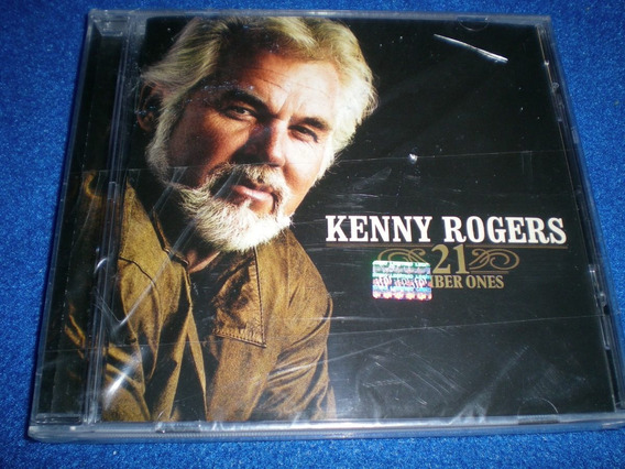 Kenny Rogers / 21 Number Ones Con Bonus C46