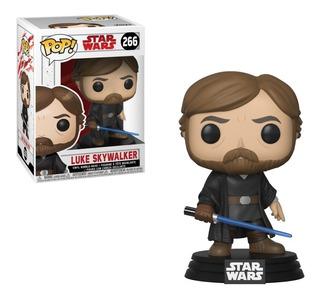 Funko Pop 266 Luke Skywalker Playking