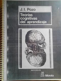 Teorías Cognitivas Del Aprendizaje - J. I. Pozo