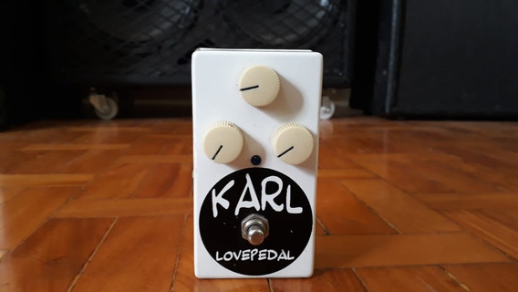 Pedal Karl Lovepedal Fuzz Love Pedal
