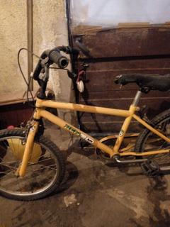 Bicicleta De Varón Ben 10