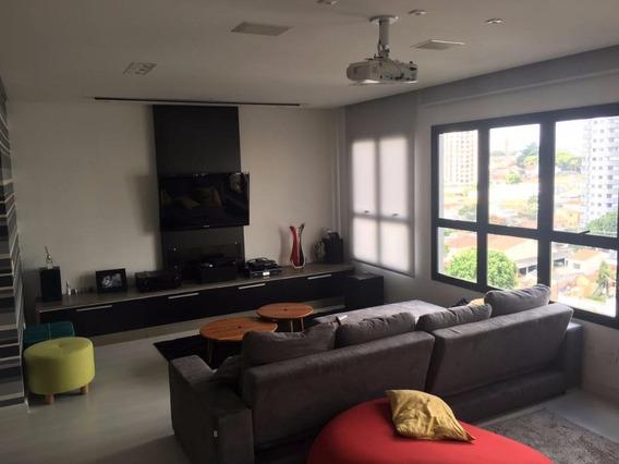 Apartamento Em Jardim Anália Franco, São Paulo/sp De 70m² 1 Quartos À Venda Por R$ 550.000,00 - Ap90981
