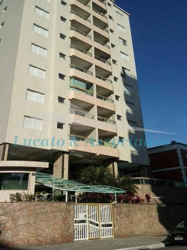 Apartamento Para Venda Vila Tupi, Praia Grande Sp - Ap01325 - 31915435