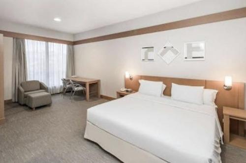 Imagem 1 de 11 de Flat Com 1 Dormitório Para Alugar, 40 M² Por R$ 1.300,00/mês - Santana - São Paulo/sp - Fl0049