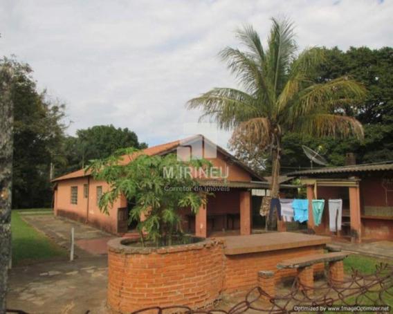 Chácara Com 3 Dormitórios À Venda, 3118 M² Por R$ 1.249.999,00 - Chácaras Acaraí - Hortolândia/sp - Ch0006