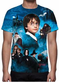 Camisa, Harry Potter E A Pedra Filosofal