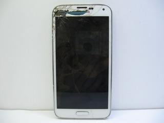 Samsung Galaxy S5 Sm-g900m Não Liga Tela Touch Trincados