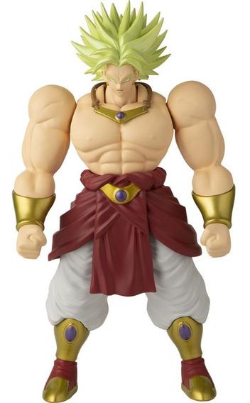 Figura Broly Dragon Ball Super Blanco