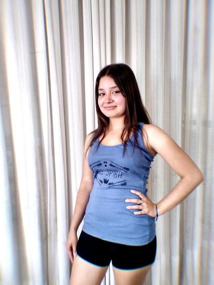 Musculosa Para Mujer