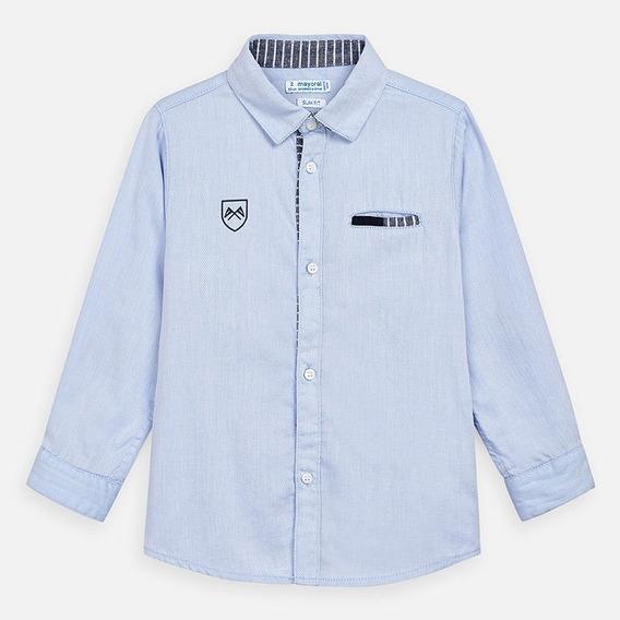 Camisa M/l Niño Talla 2 Años Pieza Única