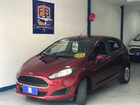 New Fiesta S 1.5 2015