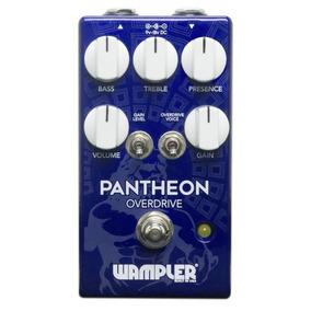 Pedal Wampler Pantheon Overdrive | Marshall Bluesbreaker