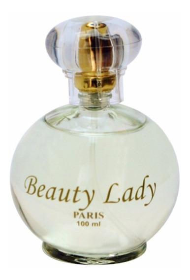 Perfume Cuba Beauty Lady Edp Feminino 100ml 100% Original
