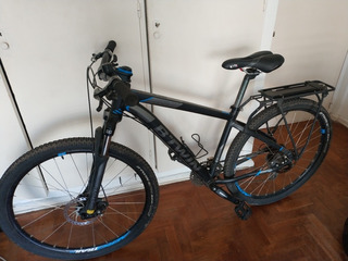 Bicicleta De Montaña Rodado 25 1/2 Btwin Rockrider 520
