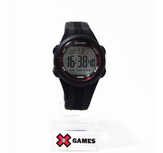Relógio Digital Masculino X Games Xmppd417