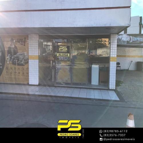 Imagem 1 de 3 de Sala Para Alugar, 30 M² Por R$ 1.000/mês - Mandacaru - João Pessoa/pb - Sa0213