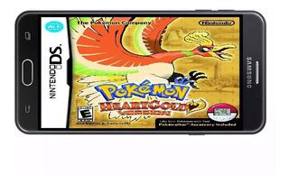 Pokemon Heart Gold De Nintendo Ds Para Tu Android Y Pc