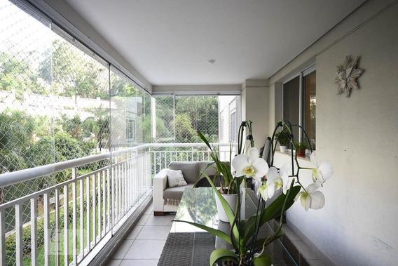 Apartamento Para Aluguel - Vila Andrade, 3 Quartos, 127 - 893015993