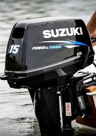 Motor Fuera De Borda Suzuki Dt15s 2t -cambio Oficial-
