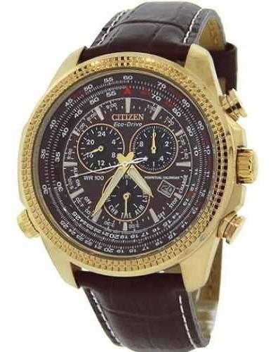 Relógio Citizen Bl5403-03x Bl5403 Cal Perpetuo Alarme