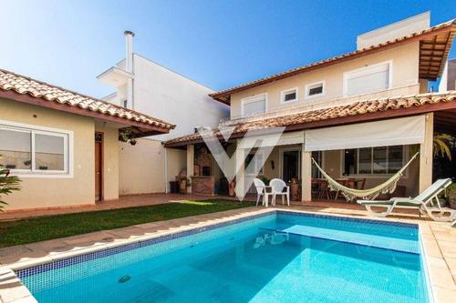 Sobrado Com 3 Dormitórios À Venda, 323 M² Por R$ 1.530.000,00 - Condomínio Sunset - Sorocaba/sp - So1473