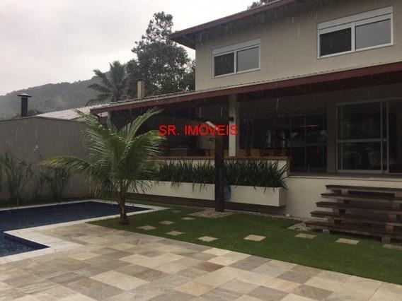 Casa Com Piscina Em Condomínio Fechado - Ca00207 - 33769181