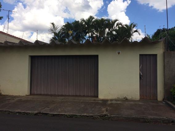 Casa Em Vila Netinho Prado, Jau/sp De 270m² 1 Quartos À Venda Por R$ 153.000,00 - Ca376668