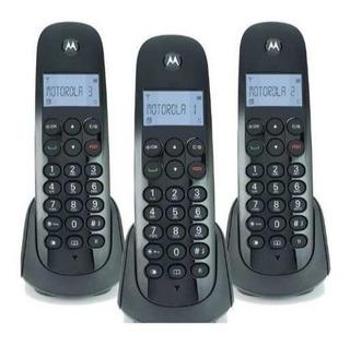 Teléfono Motorola M700-3c Inalámbrico Digital 3 Tels