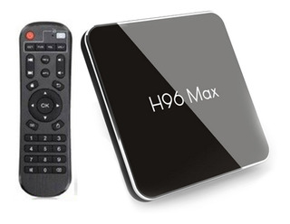 Tv Box H96 Max X2*amlogic S905x2/4gbram/64gbrom/4k/android9*