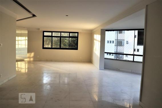 Apartamento Para Aluguel - Sion, 4 Quartos, 205 - 892943566