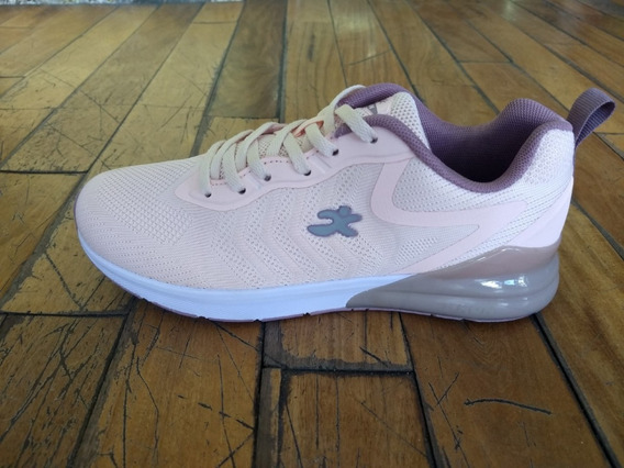 Zapatillas I Run Running Training Mujer Original Gel