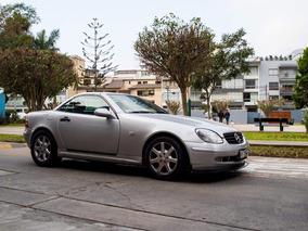 Mercedes-benz Clase Slk 230k